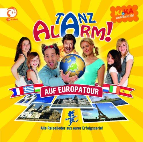 KI.KA Tanzalarm! 4 - Tanzalarm Auf Europatour