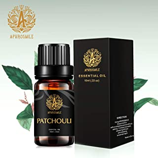 Aromatherapy Patchouli Essential Oil, Therapeutic Grade Patchouli Aromatherapy Essential Oil Fragrance, 100% Pure Essentia...