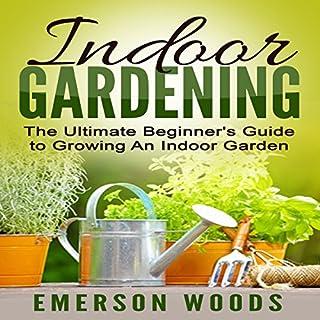 Indoor Gardening audiobook cover art