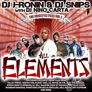 All Elements: The Freestyle Files, Vol. 1