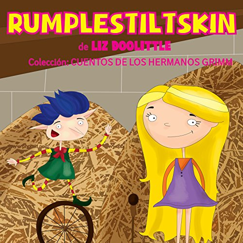 Libros para niños: Rumplestiltskin [Books for Children: Rumplestiltskin] cover art