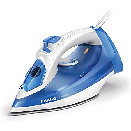 Philips GC2990/20 Fer à repasser Bleu 2400 W