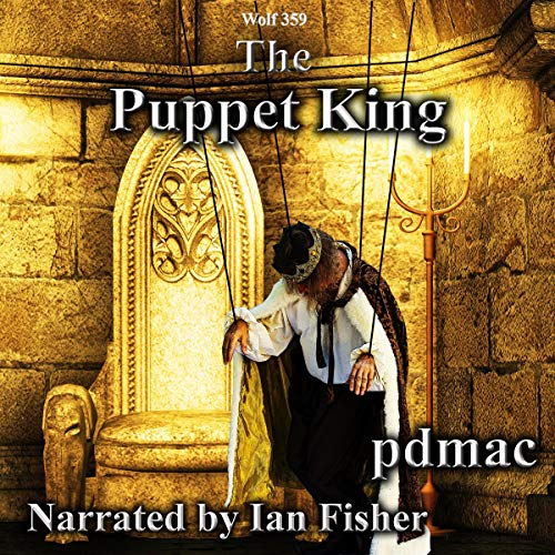 Wolf 359: The Puppet King cover art