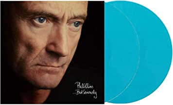 ...But Seriously - Exclusive Limited Edition Turquoise Colored 2x Vinyl LP
