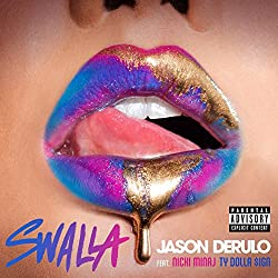 Bestseller Musik meist verkaufte Single 2017 Swalla - Jason Derulo feat. Nicki Minaj & Ty Dolla $ign