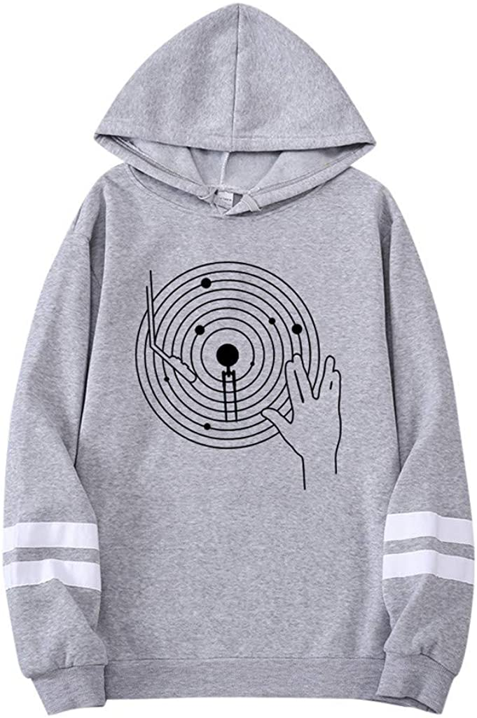 RYGHEWE Women's Fashion Max 80% OFF Hoodies Arlington Mall Women Sweatshirts Win