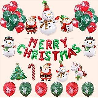 "Happy Holidays Christmas Snowman Feliz Navidad 18/"" Foil Mylar Balloons  B"