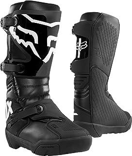 Fox Racing 2021 Men's Comp X Motorcycle Boot Black 9
