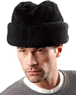 frr Mouton Sheepskin Russian Cossack Hat