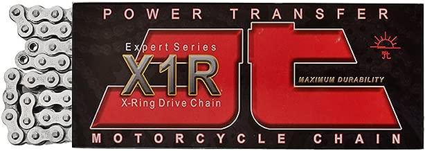 JT Sprockets 110 Link JTC520X1R2NN110DL Nickel 110-Link Heavy Duty X-Ring Drive Chain (520X1R2)