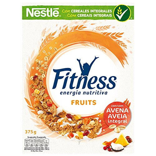 Cereales Nestlé Fitness & Fruit 375 gr