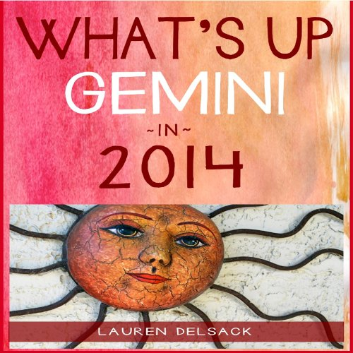 What's Up Gemini in 2014 audiobook cover art