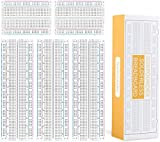 SUNFOUNDER Breadboard 3pcs 830 Punti 2pcs 400 Punti Scheda Esperimento Senza Saldatura per Arduino e Raspberry Pi