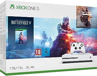 One S - Consola 1 TB + Battlefield V