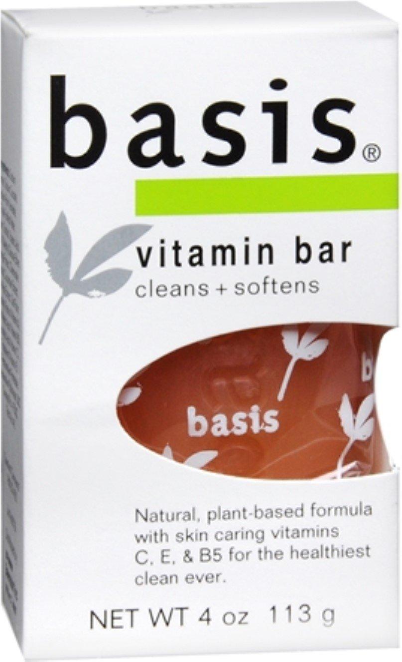 Basis Bar Large special price !! Vitamin 4 Low price oz Pack 10 of