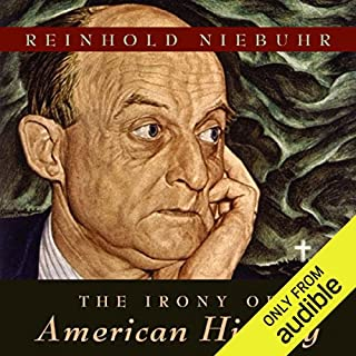 The Irony of American History  audiobook cover art