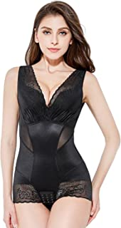 f463286821 MYSEXY Womens Shapwear Butt Lifter Tummy Control Body Shaper Seamless  Bodysuit