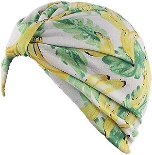 f9baeea9e94aa9 KINGREE Chemo Cap,Turban Headwear,Multi Function Headwrap and Chemo Hats  for Hairloss