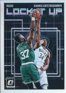 2018-19 Donruss Optic Lock it Up #1 Jimmy Butler Philadelphia 76ers Basketball Card