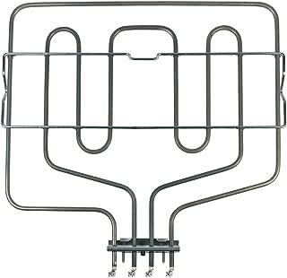 Heizung Heizelement Backofenheizung Oberhitze 2690W Grill 230V Backofen Original Bosch Siemens 00296365 296365 Constructa Neff Junker/&Ruh heg hbn hg hb e b ch cf