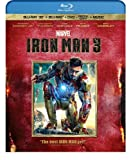 Iron Man 3 (Three-Disc Blu-ray 3D / Blu-ray / DVD + Digital Copy)...
