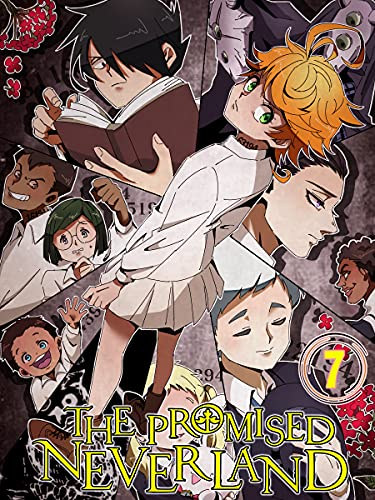 The Mystery Orphanage: The Promised Neverland Full Collection - Vol7 (English Edition)