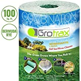 Best Bermuda Grass Seeds - Grotrax Biodegradable Grass Seed Mat, Bermuda Rye Review