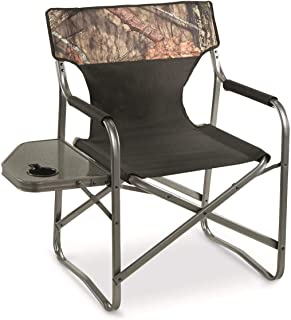 Guide Gear Oversized Director's Chair, 500-lb. Capacity, Mossy Oak Break-Up Country