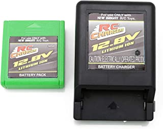 Official 12.8 Volt 500 mAH Lithium Ion RC Chargers Rechargeable Battery Pack & Charger