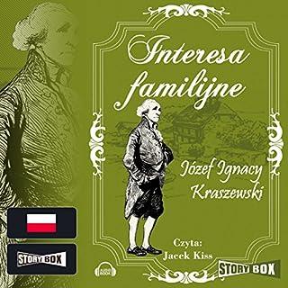 Interesa familijne audiobook cover art