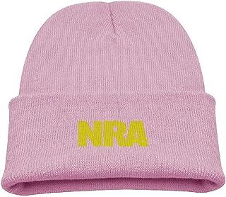 ADGoods Kids Children NRA National Rifle Association Beanie Hat Knitted Beanie Knit Beanie For Boys Girls Gorra de béisbol...