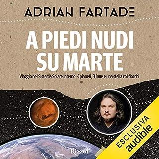 A piedi nudi su Marte copertina