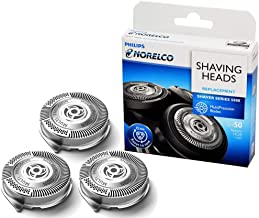 Replacement Heads for Philips Norelco Series 5000 Shavers, SH50/52, 3-Pack
