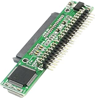 SATA SSD a 2,5 IDE adaptador macho - TOOGOO(R) 7 + 15 pin SATA SSD HDD hembra a 2,5