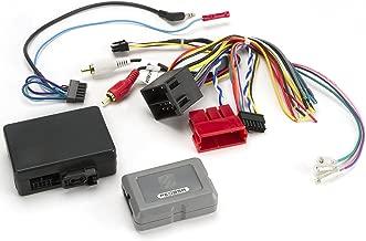 SCOSCHE PE02SR 2007-10 Porsche Cayenne, 911 & Boxer Fiber Optic Stereo Replacement Interface