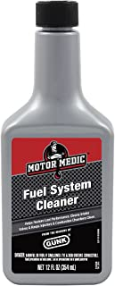 Gunk MOTORMEDIC Complete Fuel Cleaner 355ml, M2616
