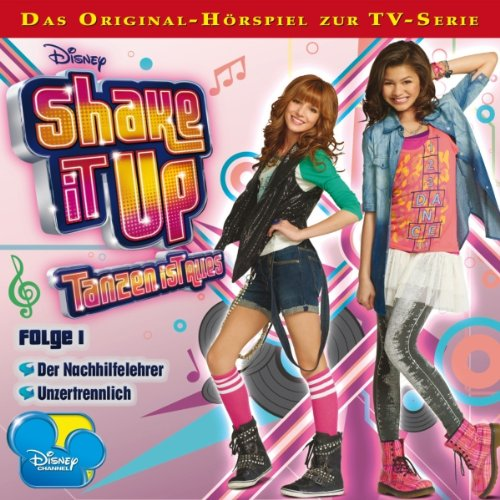 Shake it up: Tanzen ist alles 1 Titelbild