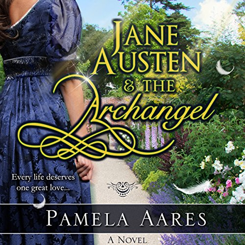 Jane Austen and the Archangel audiobook cover art