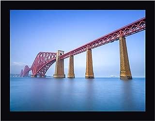 Forth Rail Bridge, Scotland by Assaf Frank 19