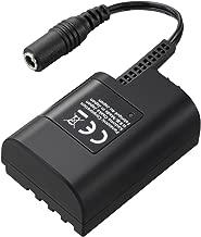 Panasonic DMW-DCC12 DC Coupler (Compatible with Lumix DMC-GH3, DMC-GH4, and DC-GH5)