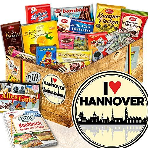 I love Hannover / Hannover Geburtstagsüberraschung / Schokoladen Korb