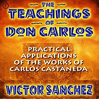 The Teachings of Don Carlos audiobook cover art