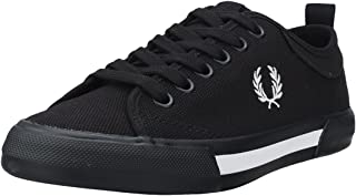 Fred Perry Horton Sneaker For Men Black Size 41 EU