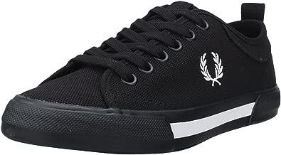 Fred Perry Horton Sneaker For Men Black 41 EU,B3190