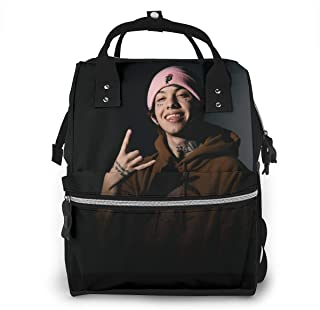 Lil Xan Fashion Mummy Backpack Back Pack