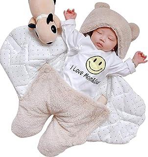 GYUANLAI Newborn Baby Sleeping Bag Boys Girls Cute Wrap Blanket