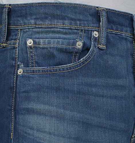 Levi's 510 Skinny Fit Jeans, Blu Canyon, 34W / 36L Uomo