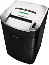 Swingline 1770045 LX20-30 Cross-Cut Jam-Free Shredder, 21 FPM, Black/Silver, Lot of 1