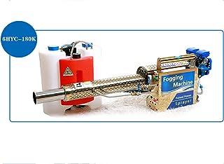 Pulse Gasoline Sprayer, Fog Machine Epidemic Prevention Antivirus Mist Sprayer Stainless Steel Ultra-Long Spray Applicable...