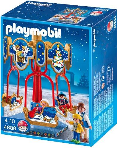 Playmobil 4888 - Schlittenkarussell